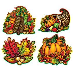 Autumn Splendor Cutouts