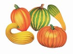 Fall Harvest Cutouts