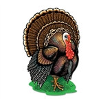 Turkey Cutout
