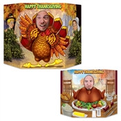 Turkey Photo Prop