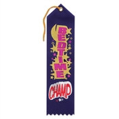 Bedtime Champ Ribbon