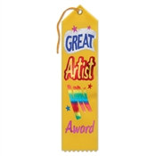 Great Artist Award Ribbon