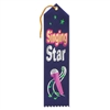Singing Star Ribbon