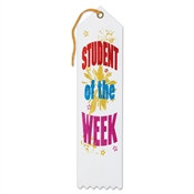 Student of the Week Ribbon