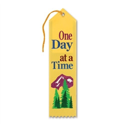 One Day At A Time Ribbon