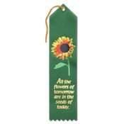 All The Flowers Of Tomorrow Ribbon