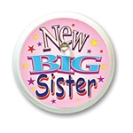 New Big Sister Blinking Button