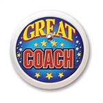 Great Coach Blinking Button