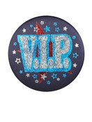 V.I.P. Satin Button
