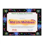 Midlife Meltdown Award Certificates