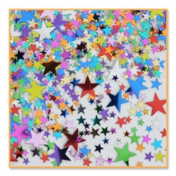 Pretty Party Stars Confetti