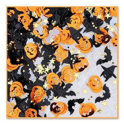 Halloween Night Confetti