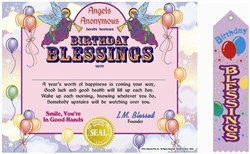 Birthday Blessings Gift Set