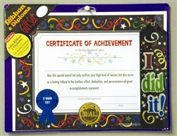 Certificate Of Achievement Gift Set