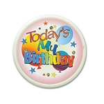 Today's My Birthday Flashing Button