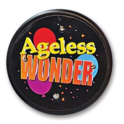 Ageless Wonder Flashing Button