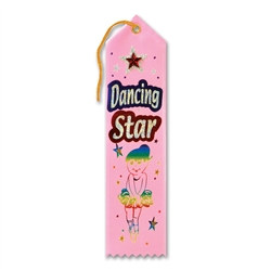 Dancing Star Jeweled Ribbon