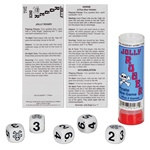 Jolly Roger Pirate Dice Game