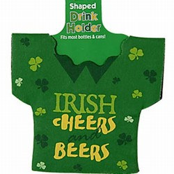 Irish Cheers and Beers Drink Cozy