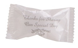 Wedding/Anniversary Buttermint Creams (50/pkg)