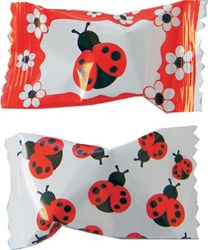 Lady Bug Buttermint Creams