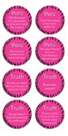 Bachelorette Coaster Party Game (8/pkg)