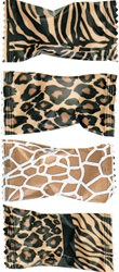 Animal Print Buttermint Creams