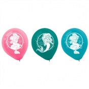 Little Mermaid Latex Balloons (6/pkg)
