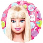 Barbie Mylar Balloon