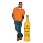 This Jumbo Inflatable Tequila Bottle is a whopping 50 inches tall. A great photo prop or fun party accessory, it's printed to look just like a giant bottle of tequila. Everybody is going to want their photo taken with this giant bottle of fun! No returns.
