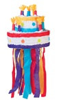 Birthday Cake Pinata