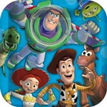 Toy Story Lunch Plates (8/pkg)