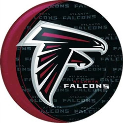 Atlanta Falcons Dinner Plates (8/pkg)