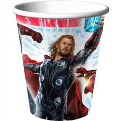 The Avengers Hot/Cold Cup (8/pkg)