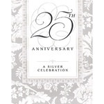 25th Anniversary Invitations