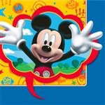 Mickey Mouse Lunch Napkins (16/pkg)