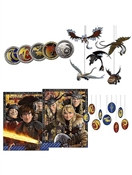 How to Train Your Dragon Decorating Kit