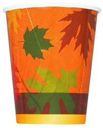Turning Leaves Hot/Cold Cups (8/pkg)
