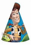 Toy Story Party Hats (8/pkg)