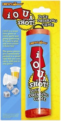 I-O-U…A Shot Drinking Game