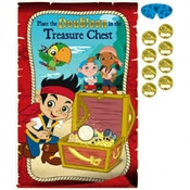 Jake and the Neverland Pirates Party Game