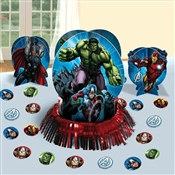 Avengers Table Decorating Kit