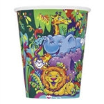 Smiling Safari Hot/Cold Cups (8/pkg)