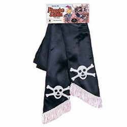 Fabric Pirate Sash