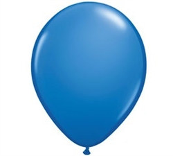Blue Latex Balloon (8/pkg)