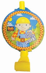 Bob the Builder Party Blowouts (8/pkg)