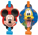 Mickey Mouse Party Blowouts (8/pkg)