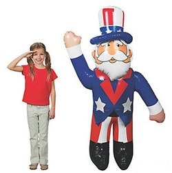 Inflatable Uncle Sam
