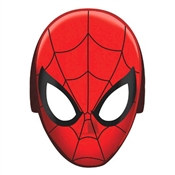 Spider-Man Paper Mask (8/pkg)