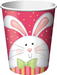 Easter Bunny Hot/Cold Cups (8/pkg)